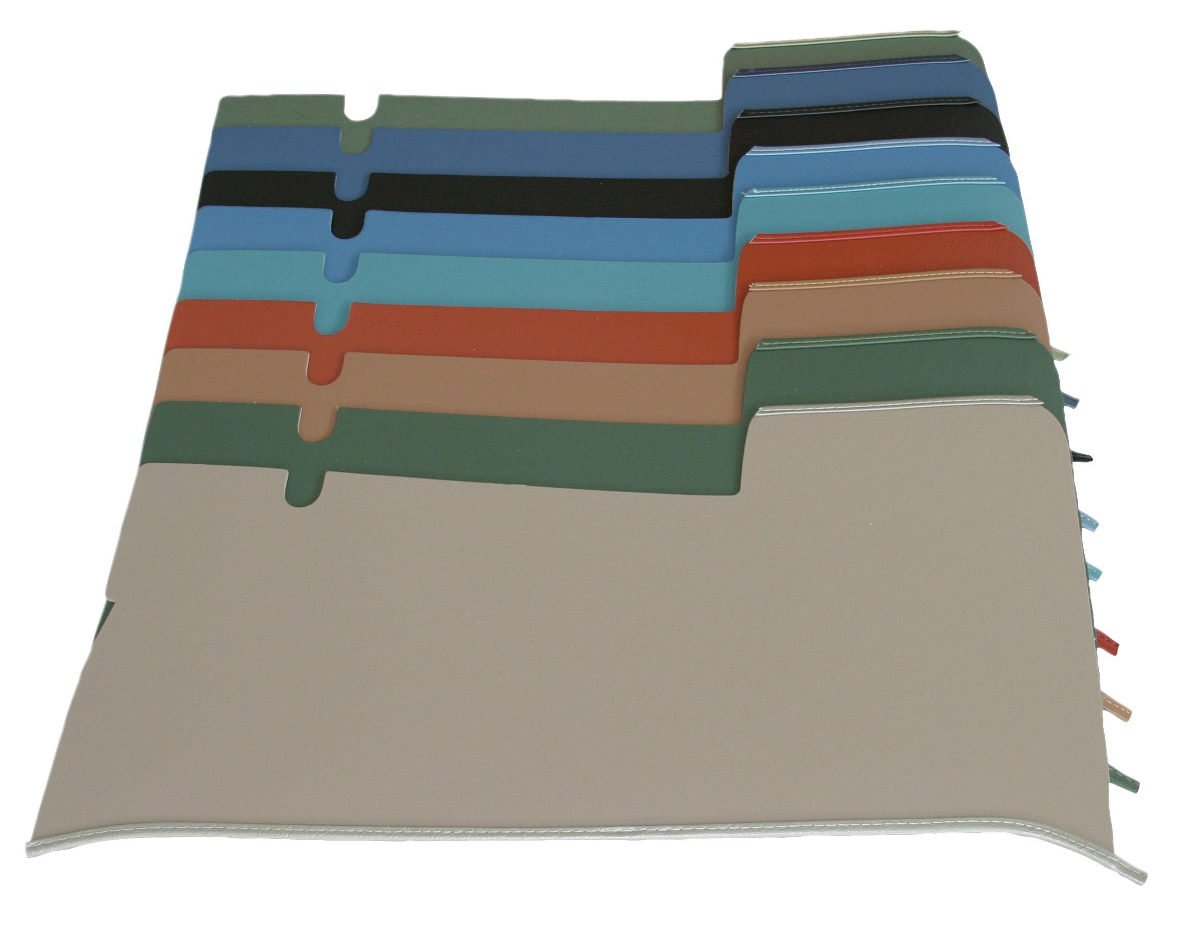 INTERIOR REAR SIDE PANELS 59-60