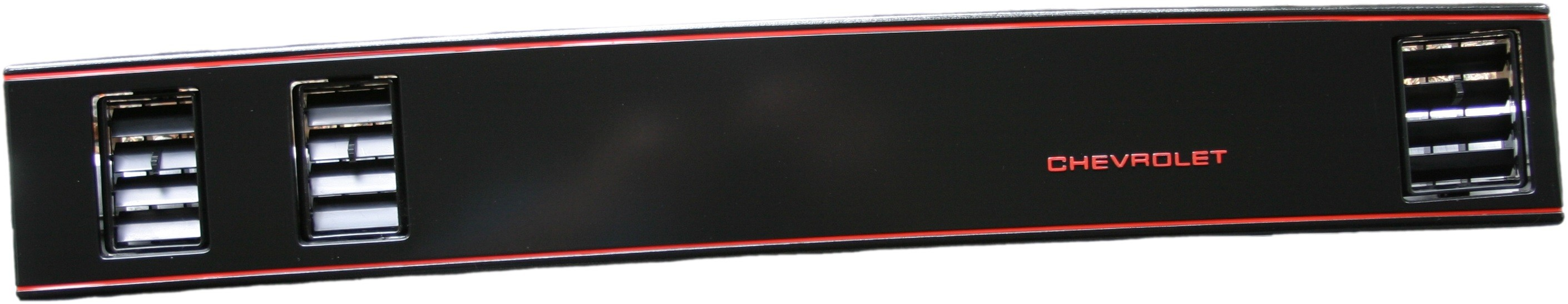 PASSENGER DASH BEZEL Black,  AC 86-88