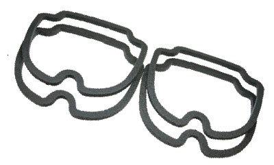 TAILLIGHT LENS GASKETS 73-77, set of 4