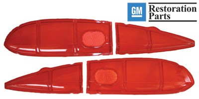 TAILLIGHT LENSES 59, Complete Set