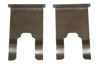 DOOR LOCK CYLINDER RETAINERS 59-60, Pair