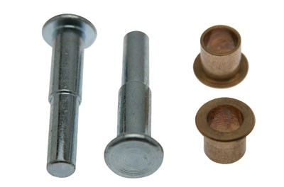 TAILGATE HINGE REBUILD KITS 64-67, 2 Pins & 2 Bushings