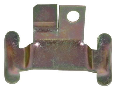 WINDOW MOLDING CLIPS 59-60, Front Lower Windshield Center
