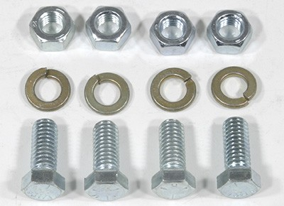 BUMPER BOLT KITS 68-72, Rear, Lower (12 pieces)