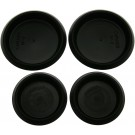 GASKETS & SEALS, MISCELLANEOUS 64-67, Interior rear side wall plug set